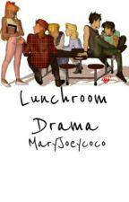 Lunchroom Drama (PpgzxRrbz AU) by MaryJoeycoco