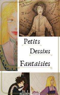 Petits dessins fantasy ! cover