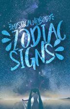 Zodiac Signs by MysticalNobody