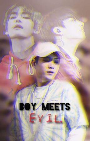 Boy Meets Evil [KOOKGI/TAEGI] by 1cry_little_baby1