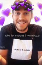 Chris Wood Imagines (REQUESTS OPEN) by cxbrakxi