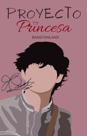 Proyecto princesa; kim tae. by bangtanland