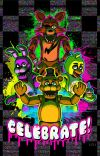 Tiny is Cute (Fnaf X Cute!Child! Reader) cover