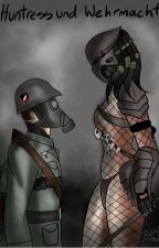 Yautja love story: Huntress und Wehrmacht by Cghdeadpool