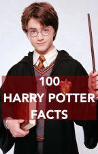 100 HARRY POTTER FACTS by raisindoei