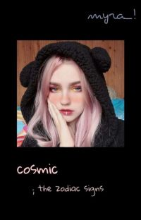 ❛ cosmic ! ❜ | the zodiac signs cover