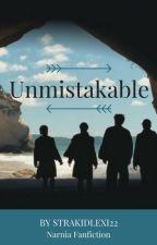 Unmistakable (Caspian x reader) by starkidlexi22