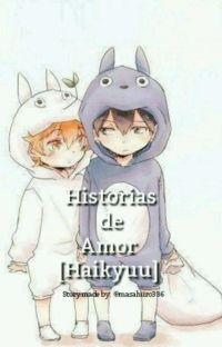 Historias De Amor  cover
