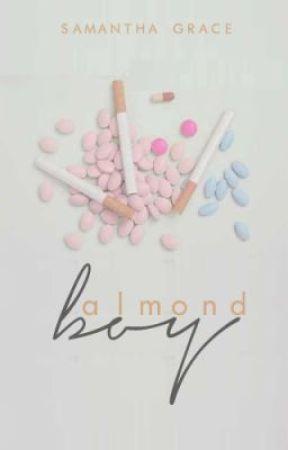 Almond Boy by ravelings