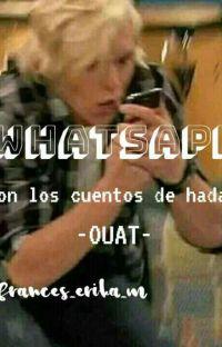 whatsapp con los cuentos de Hadas- OUAT cover
