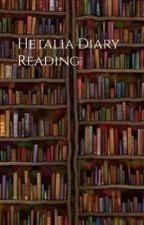 Hetalia diary reading by AWilliber