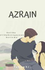 Azrain by fenymhr_