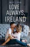 Love Always, Ireland cover