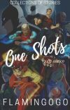 Young Justice One Shots ✔ cover