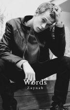 Words [Riley Matthews] by Zaynab_13