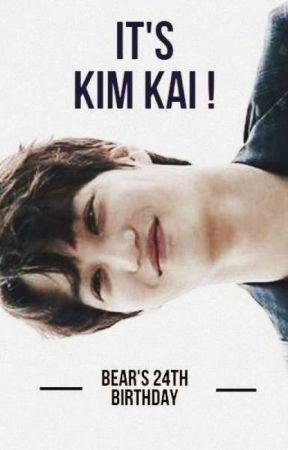 It's KIM KAI ! by AYUTA_88