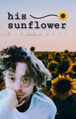 his sunflower // l.h. by LukeHemoji