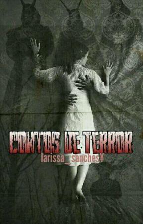 Contos de terror by Larissa_Sanches