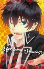 My Anime Drawings door Diabolik-lovers18