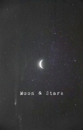 Moon & Stars by CandySweat_13