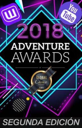 Adventure Awards 2018 [Inscripciones cerradas] by Adventures_7