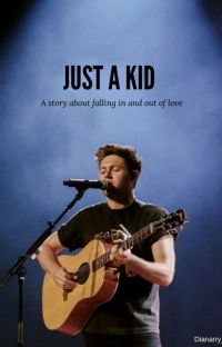 Just A Kid || Narry AU cover