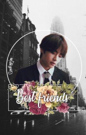 Best friends - vmin by godlypjm