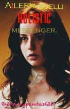 Aileen Cejelli Holistic Messenger (Dirk Gently Holistic Detective Agency) by Fuzzypandas626