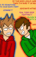 Eddsworld body swap by LuciferDevilDemon