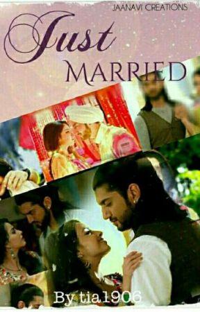 Just married- Rikara by Tia1906