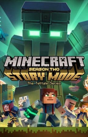 Minecraft Story Mode One Shots by DreaJohnsonn