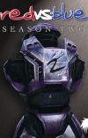 Red vs Blue x F!reader x male OC (season 2) cover