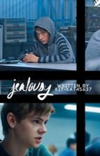 Jealousy ( Thomas Brodie-Sangster/Newt x reader ) by Will_Byers04