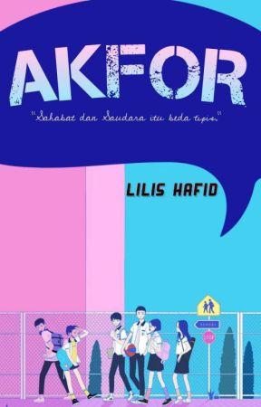 AKFOR (Sudah Terbit) ✔️ by Aletha_Cal