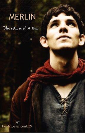 Merlin - the return of Artú by beatrice2v_000