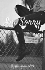 I'm sorry //adopted by pete wentz// by Wallflower294