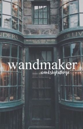 wandmaker | charlie weasley by wordsbykathryn