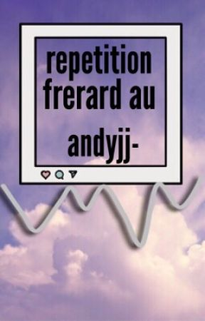 repetition ✦ frerard au  by andyjj-
