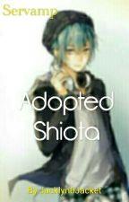 Adopted Shiota (Servamp) by Jackie_UwU_