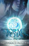 A Storm of Chaos (The Hunter Legacy #1) cover