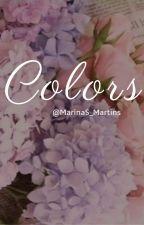COLORS (Livro Original) by MarinaS_Martins