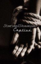 Captive   The Walking Dead   by StuntsandShenanigans