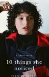 10 Things She Noticed cover