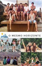 O MESMO HORIZONTE by CarvalhoCariny