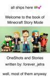 MCSM OneShots cover