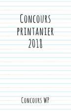 Concours Printanier - Livres by ConcoursWP
