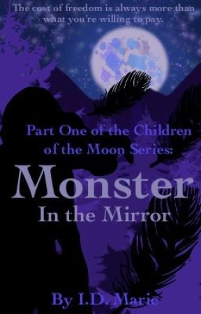 Monster in the Mirror by isabeldunning