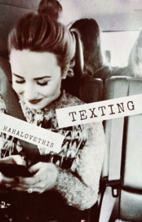 Texting - DemixReader by hahahlovethis