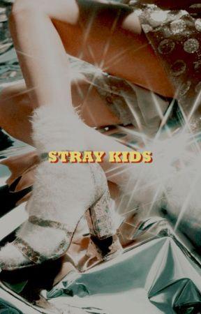 STRAY KIDS. by ahzteria