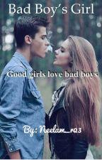 Bad Boy's Girl by nratanju23